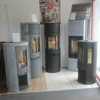Ausstellung - Everest Ofen und Saunabau - Rheinfelden